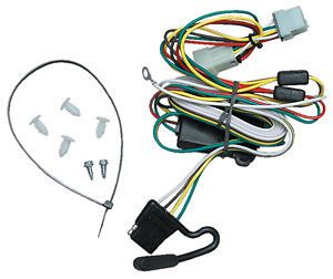 Reese 4 Way Trailer Hitch Wiring Light Kit Plug Play