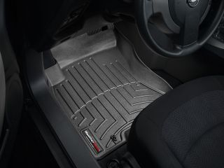 Weathertech® Floor Mats Floorliner Nissan Rogue 2008 2013 Black