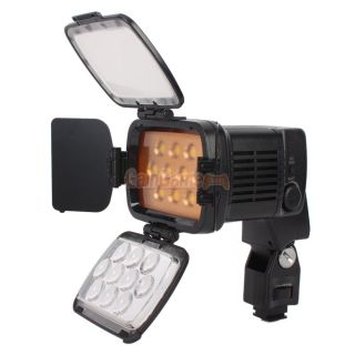 Pro LED 1800 10 LED Video Lamp Light for Camera DV Camcorder US Seller