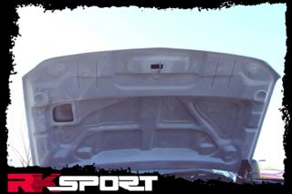 New Rksport Chevy Silverado RAM Air Hood Only Fiberglass Truck Body Kit 29014000