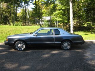 1983 Ford Thunderbird Heritage Sedan 2 Door 5 0L