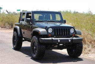 Jeep Wrangler 2011 Unlimited Sport