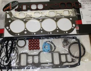 "1993 1997 Chevrolet 5 7L V8 LT1 Lt 1 ""P"" Full Gasket Set Engineparts"
