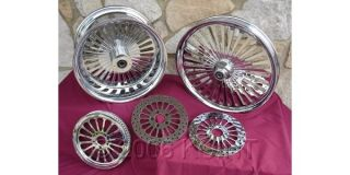 Spoke Billet Mag Wheels for Harley Chopper Mag Wheels