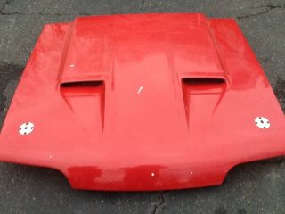 Mustang Cervini RAM Air Hood with Air Box