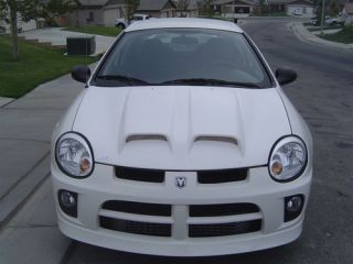 2003 2005 Dodge Neon Charger Trufiber RAM Air Body Kit Hood