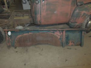 47 48 49 50 51 52 53 Chevy GMC Pickup Truck Bed Box Side Quarter 1 4 Panel RT