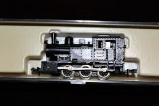 N Scale Gauge Trains Life Like Engine 492 in Box Tank Loco S780A 0 6 0