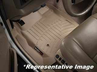 Weathertech® Floor Mats Floorliner Ford Excursion 2000 2005 Tan