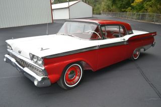 Ford Galaxie 500 Fairlane Skyliner Retractable