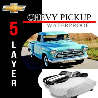 Chevy Pickup 1 2 Ton Short Bed Truck Cover 1953 1954