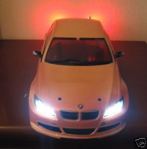 RC Car LED Light Kit Strobe Flash Effects for Drift