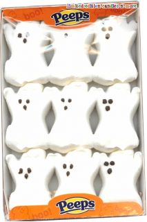 Peeps Ghosts Marshmallow Halloween Candy