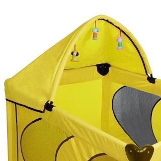 Special Yellow Top Cover for Dog Pet Puppy Playpen Crate Kennel Exercise Pen Bed