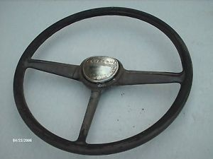 1947 1953 Chevy Pickup Truck Steering Wheel Old Rat Rod Parts