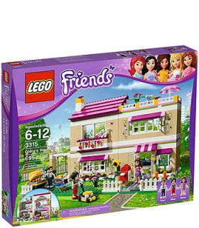 Lego Friends Olivia's House 3315 Brand New
