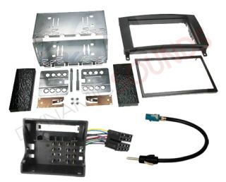 Mercedes Sprinter Vito Double Din Stereo Fitting Kit