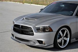 Dodge Charger Carbon Fiber Hood