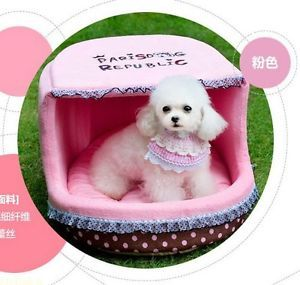 Pet Product Pet Bed Dog Bed Cat Bed Mat Princess Sofa More Colors Warm Cute Warm