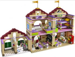 Lego Friends 3185 Summer Riding Camp with Emma Stephanie New Expedited Shipping 5702014831490