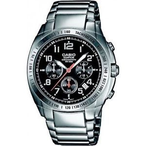 Casio Edifice Chronograph Sport Men's Watch EF 502D 1A EF502D 1A