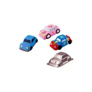 Wilton 3 D Cruiser Car Shaped Birthday Cake Pan Jello Mold New