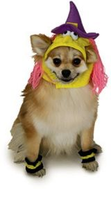 Rubies Adorable Pet Dog Costume Choose Pirate King Queen Princess or Witch