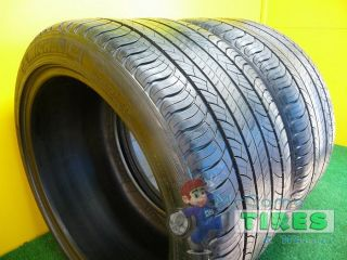 2 Michelin Latitude Tour HP M s 315 35 20 Used Tires BMW x5 3153520 315 35 R20