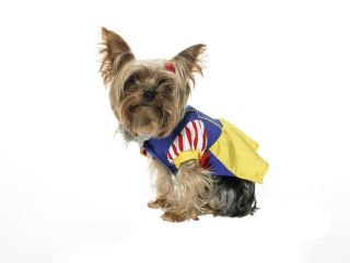 Snow White Puppy Pet Halloween Costume XS