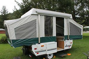2007 Fleetwood Taos Pop Up Camper