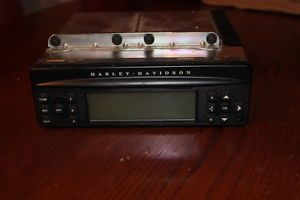 Harley Davidson Touring Radio CD Player