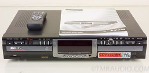 Philips CDR 775 Dual Disc CD Recorder