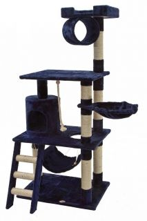 Cat Tree House Toy Bed Scratcher Post Furniture F69