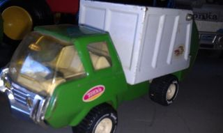 Tonka Vintage Toys Sanitation Truck Garbage 1970 Very Good Condition