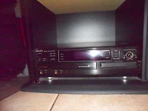 Philips CDR 785 CD Burner 3 Disc Changer Player Recorder