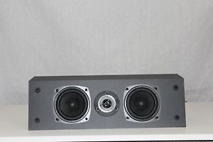 Yamaha NS AC80 2 Way Center Channel Home Theater Speaker