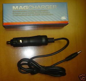 Maglite Mag Charger Flashlight Cigarette Lighter DC Car Cord Plug