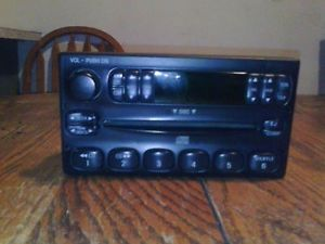 Ford Ranger CD Player