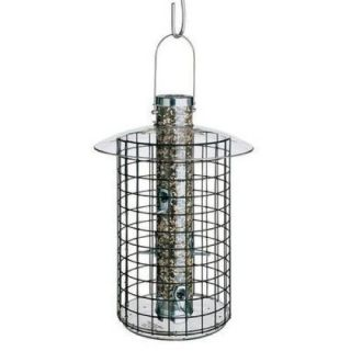 Droll Yankees B 7 Dome Cage Squirrel Proof Bird Feeder