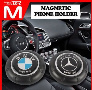 Cell Phone Holder Mount Magnetic Car Dashboard 3M Tape