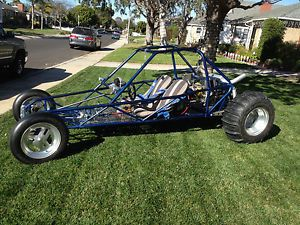 Mid Engine Sand Rail Dune Buggy 2180cc VW