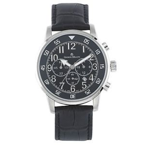Giorgio Milano Stainless Steel Chronograph Mens Watch