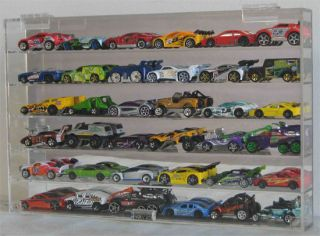 30 Hot Wheels Redline 1 64 Scale Diecast Display Case