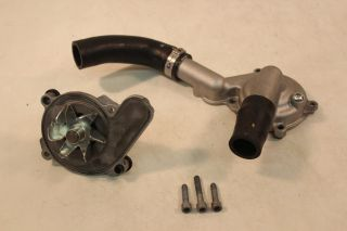 Aprilia V4 R Aprc Tuono 2012 Engine Motor Water Pump Assembly Impeller Damage