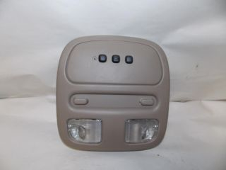 00 05 Buick LeSabre Homelink Interior Light Overhead Console 2003 2004 2005 1622
