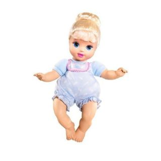Disney Princess Cinderella Baby Doll Soft Body New