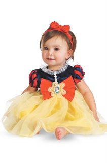 Disney Princess Snow White Infant Halloween Costume