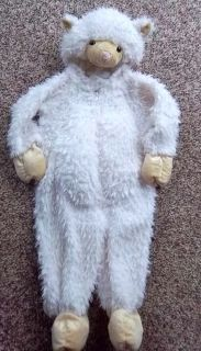 Adorable Halloween Costume Baby Toddler Boy Girl 12 18 24 Months Lamb Sheep