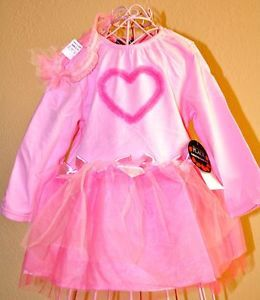 New The Children Place TCP Baby Girl Pink Ballerina Halloween Costume 0 6 Months