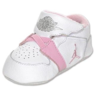 New in Box Infant Air Jordan 1st Crib Shoes Size 1c 2c Girls